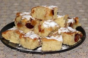 Ciasto ze śliwkami
