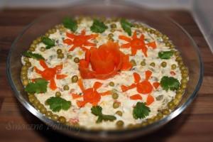 Sałatka warzywna tradycyjna